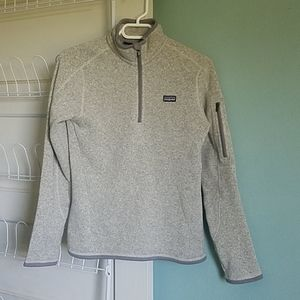 New with Tag Patagonia Better Sweater 1/4 Zip
